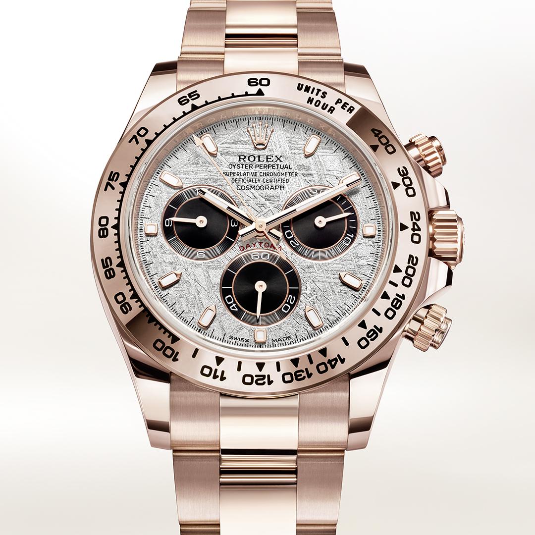 Rolex Cosmograph Daytona in Rose Gold